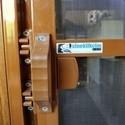 Çelik telli içeri açılır sistem kedi sinekliği